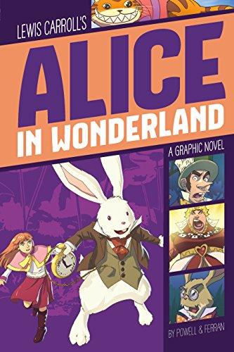Alice in Wonderland (Graphic Revolve: Common Core Editions)]()