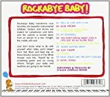Rockabye Baby! Lullaby Renditions of the White
