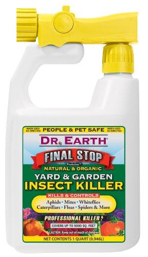 Dr Earth 8004 32 Oz Final Stop® Yard & Garden Insect Killer
