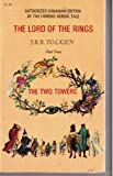 The Two Towers, J. R. R. Tolkien, 0345248287