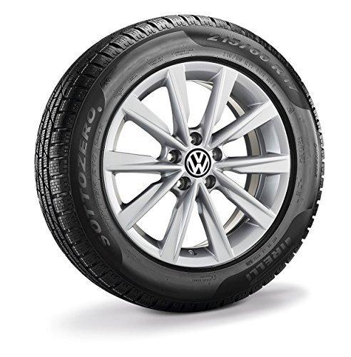 1 X Juego Original Volkswagen Tiguan (hasta 2015) - Rueda para invierno