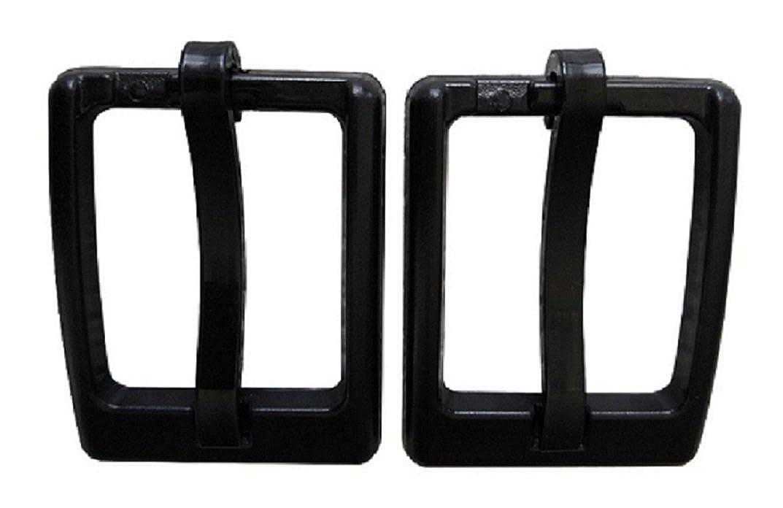 Ferrer Men's Metal-free Replacement Belt Buckles