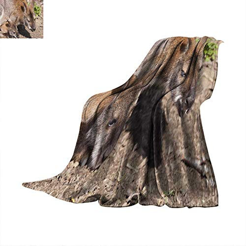 bed cover bennett wallaby