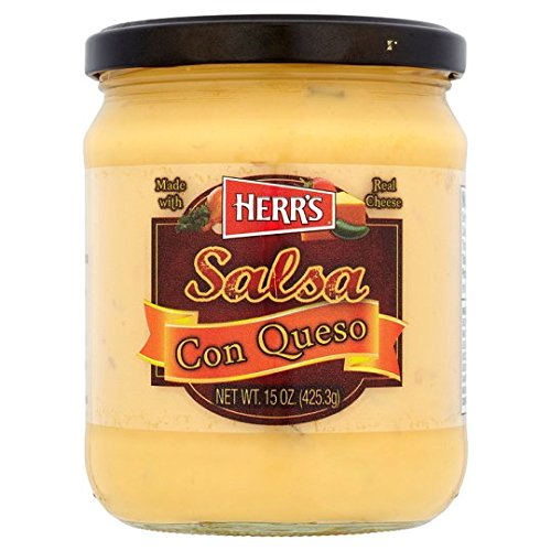 Herrs Salsa Con Queso - 425.3g American Cheese