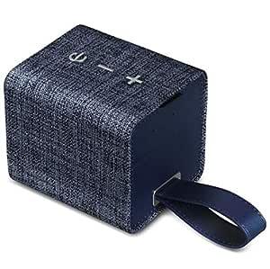 Memo fabric bluetooth speaker-Blue
