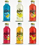 The original, and now famous, Calypso Lemonade recipe was created in 1985 in Milwaukee, Wisconsin, by the owner of the King Juice Company. The idea was simple - make an authentic, delicious lemonade made with real lemons and real sugar. We ma...