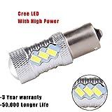 cciyu 1156 BA15S 1141 1003 7506 60W Cree LED Bulb
