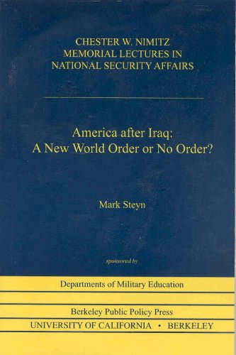 America after Iraq: A New World Order or No Order? pdf