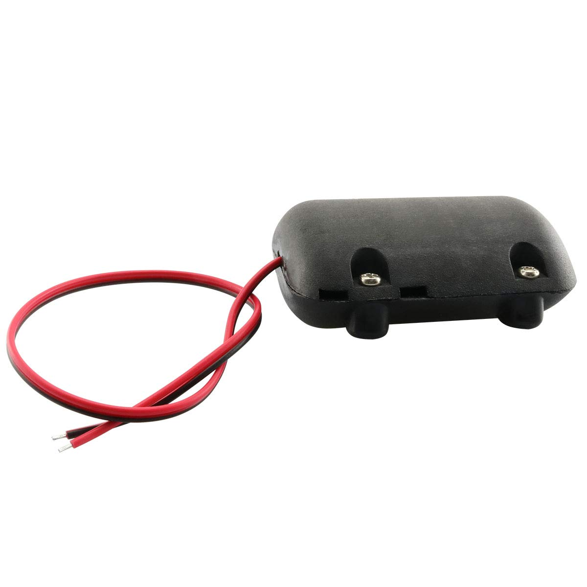 uxcell Vibration Motors DC 12V 170mA 4800RPM Vibrating Motor Strong Power for DIY Electric Massager 79x35.5mm