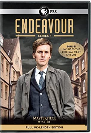 Amazon.com: Masterpiece Mystery!: Endeavour: The Pilot & Series 1 ...