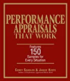 img - for Performance Appraisals That Work: Features 150 Samples for Every Situation book / textbook / text book