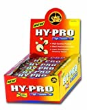 All Stars Hy Pro Deluxe Bar White-Chocolate Crunch Double Layer High Protein Bar 100g by ALL STARS