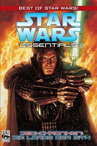Star Wars Essentials, Bd. 6: Die Lords der Sith