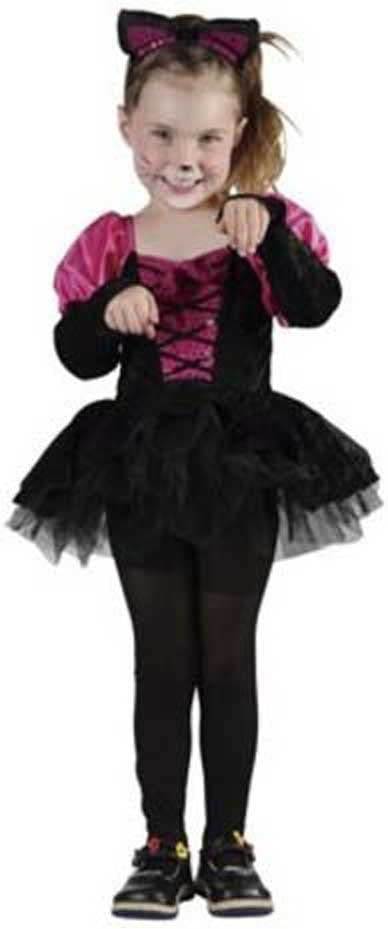 Disfraz Gatita Niña - Talla 3 - 4 años: Amazon.es: Juguetes y juegos