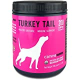 Canine Matrix Organic Mushroom Supplement for Dogs, Turkey Tail, 200 grams