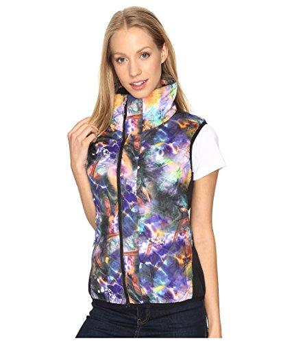 - Spyder Women's Exit Insulator Vest, Tye Dye Print/Black, Large