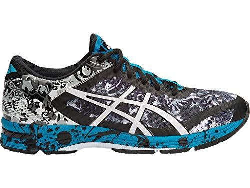 ASICS Men's Gel-Noosa Tri 11 Running Shoe Mid Grey/White/Blue Jewel 10.5 M US