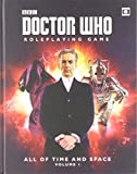 Dr Who All of Time and Space v1