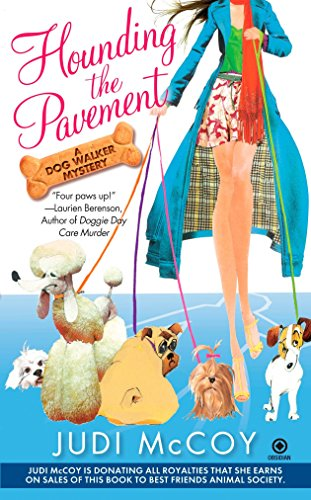 Hounding the Pavement (Dog Walker, Book 1)