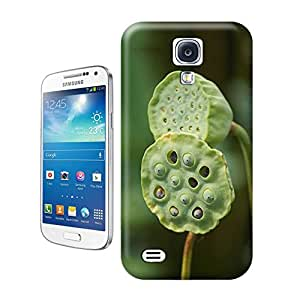 SIYJHO seedpod of the lotus and lotus picture of TUP new style scratch-proof covers for samsung galaxy s4