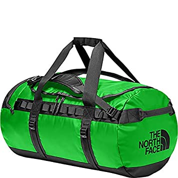 be8dd0cc9 Amazon.com   The North Face Base Camp Duffel Bag XL Primary Green ...