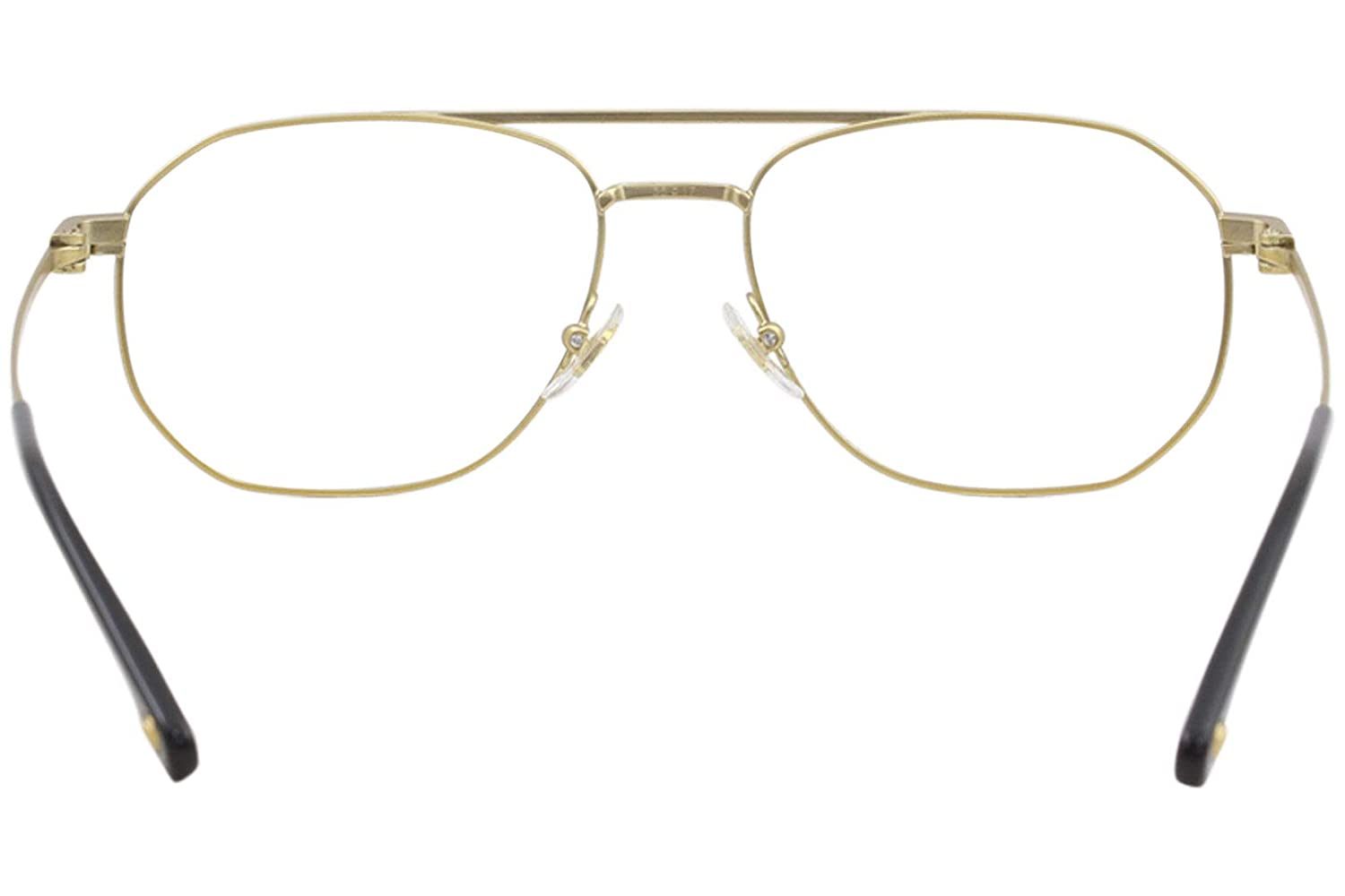 65599cec43aaa Amazon.com  Eyeglasses Versace VE 1252 1428 TRIBUTE GOLD  Clothing