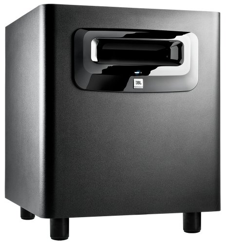 JBL LSR310S 10'' Powered Studio Subwoofer by JBL Professional