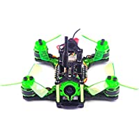 Happymodel Mantis85 85mm FPV Racing Drone Pure Carbon Quadcopter Frame Kit Supers_F4 6A BLHELI_S 5.8G 25MW 48CH 600TVL Camera + Frsky Receiver