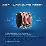 Supply Giant 37622CS No-Hub Coupling Heavy Duty