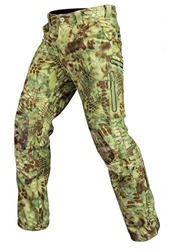 Waterproof Camo Turkey - Kryptek Men's Waterproof Camouflage Dalibor II Pant, Mandrake, X-Large