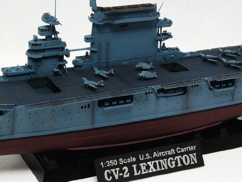 トランペッター 1/350 米海軍 空母 CV-2 レキシントン
