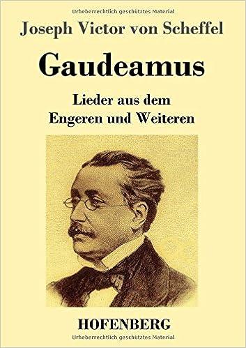 Gaudeamus German Edition Joseph Victor Von Scheffel