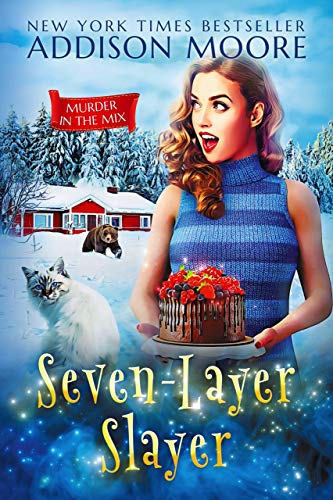 Seven Layer Slayer MURDER MIX Book ebook product image