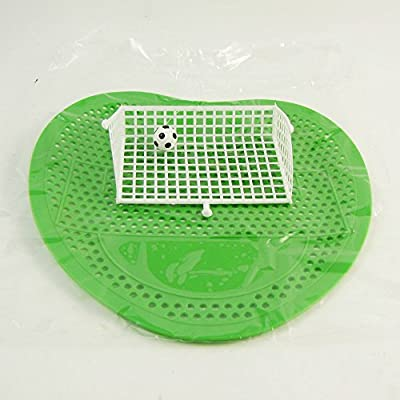 Hot Football Soccer Shoot Goal Style Urinal Screen Mat For Hotel Home Brand New