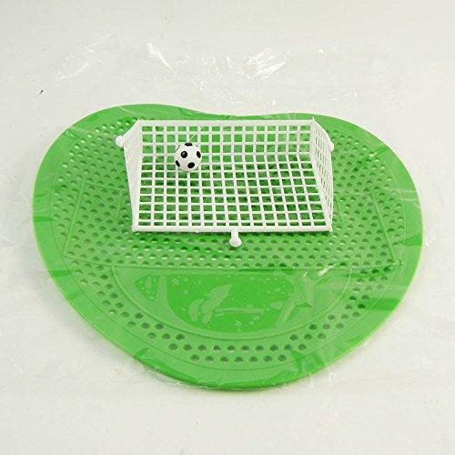 Hot Football Soccer Shoot Goal Style Urinal Screen Mat For Hotel Home Brand New