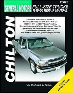General motors full size trucks 1988 98 repair manual chilton gm full size trucks 1999 06 repair manual chiltons total car care fandeluxe Choice Image