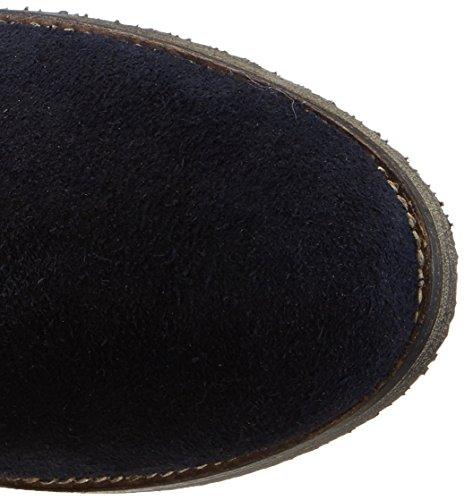 Jonnys Karen Damen Biker Boots Blau (MARINO)