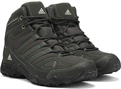 Adidas Men's Black Trekking Shoes - 8