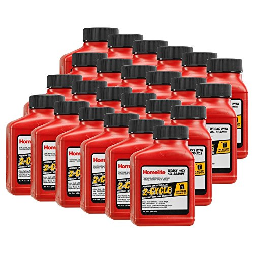 24 Pack Of Homelite Ac99g01 2 6 Oz 2 Cycle Synthetic