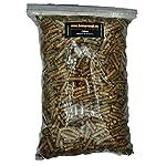 Pini, pellet di legno per griglia, 15 kg, in 100% rovere, per grigliare, affumicare, adatti anche a forni per pizza a… 512aiR%2B11sL. SS150