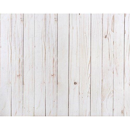 We R Memory Keepers White Woodgrain We R Designer Posterboard 22