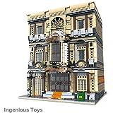 Ingenious Toys® model creator - maritime museum modular / 5052pcs building blocks construction set #01005