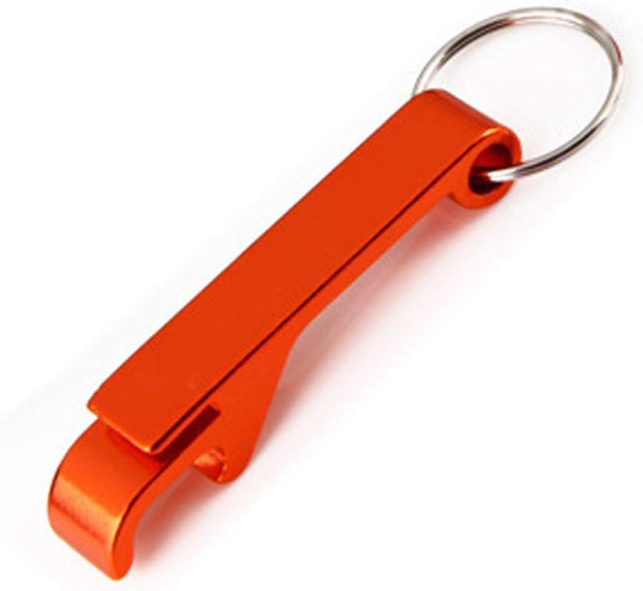 Palazen 5 Stücke Flaschenöffner Schlüsselanhänger Bieröffner Ring Schlüssel Aus Hochwertigem Aluminium Für Oktorberfest Küche Haushalt