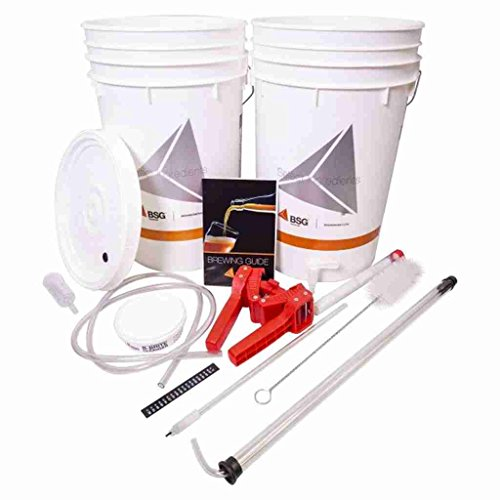 Home Brew Ohio Maestro Homebrew Beer Equipment Kit with Auto Siphon by Home Brew Ohio