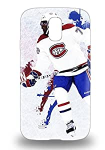 Tpu Case Cover For Galaxy S4 Strong Protect Case NHL Montreal Canadiens P.K. Subban #76 Design ( Custom Picture iPhone 6, iPhone 6 PLUS, iPhone 5, iPhone 5S, iPhone 5C, iPhone 4, iPhone 4S,Galaxy S6,Galaxy S5,Galaxy S4,Galaxy S3,Note 3,iPad Mini-Mini 2,iPad Air ) WANGJING JINDA