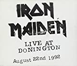 Live 1992 at Donington by Iron Maiden