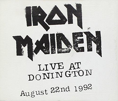 Live 1992 at Donington by Iron Maiden (Iron Maiden Live At Donington)