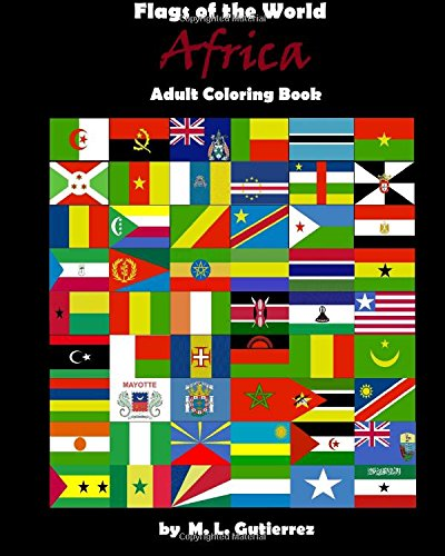 Amazon.com: Flags of the World Series (Africa), adult ...