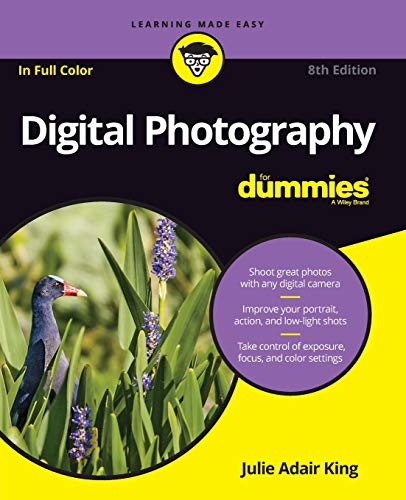 Your fun guide to digital photography with any device Whether you're shooting with an inexpensive point-and-shoot camera, a smartphone or tablet, a high-priced contraption, or one of those new-fangled action cameras, it's possible to take your digita...