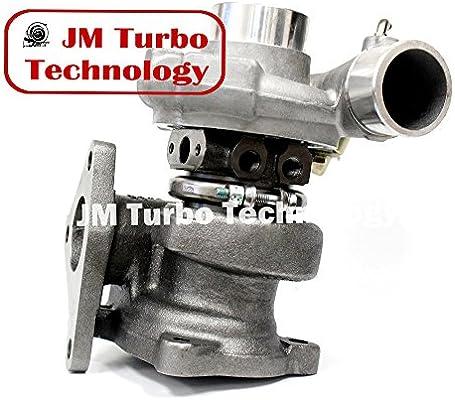 JM Turbo Compatible For Subaru Forester Impreza WRX Turbo TD04 TD04L  Turbocharger Aa360/aa140/aa151